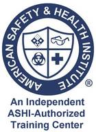 ASHI Authorized Ttraining Center
